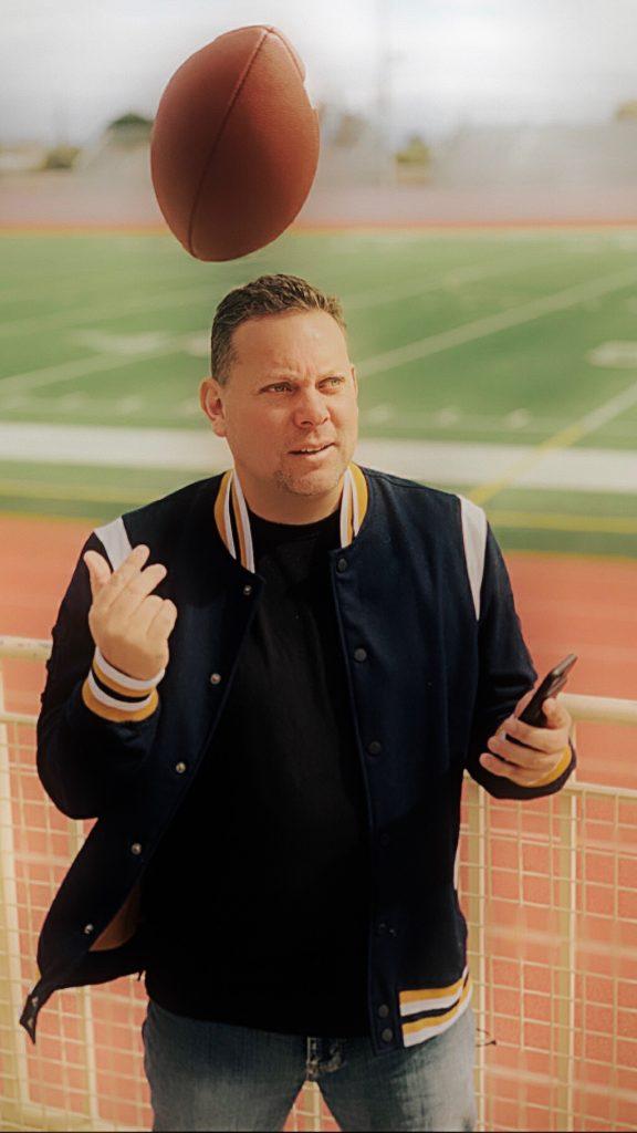 Robert Ceccarelli - the genius branding specialist behind the NFL
