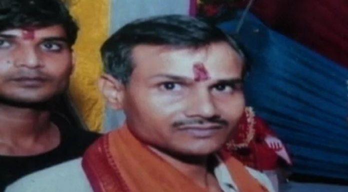 Kamlesh Tiwari: former leader of the Hindu Samaj Party