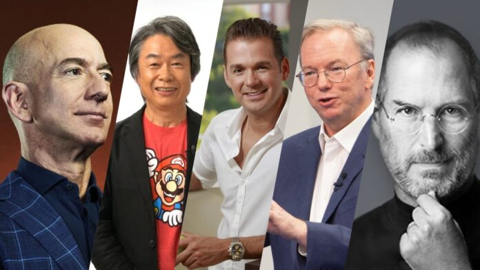 Top 7 Innovators in the World of Technology